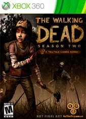 The Walking Dead Season 2 Xbox 360