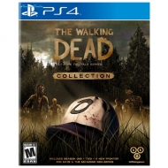 The Walking Dead The Telltale Series Collection PS4
