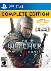 The Witcher III Wild Hunt Game Of The Year Complete Edition PS4