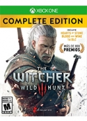 The Witcher III Wild Hunt Game Of The Year Complete Edition Xbox One