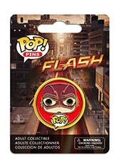 Figura POP! Pins! DC Universe Flash TV