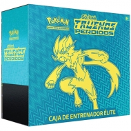 Trainer Box Pokemon Sun & Moon Lost Thunder Español TCG
