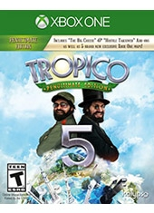 Tropico 5 Penultimate Edition Xbox One