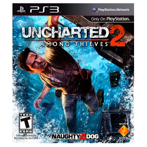 Uncharted 2 Among Thieves Game Of The Year Edition PS3