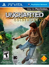 Uncharted Golden Abys PS Vita