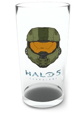 Vaso Grande Halo 5 Guardians Mask