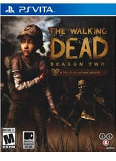 Walking Dead Season Two PS Vita