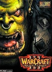 Warcraft III Reign Of Chaos PC CD Español