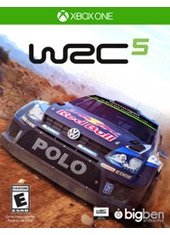 WRC 5 FIA World Rally Championship Xbox One