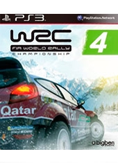 WRC 4 - FIA World Rally Championship PS3