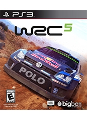 WRC 5 FIA World Rally Championship PS3