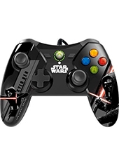 Control Xbox 360 Wired Star Wars The Force Awakens Kylo Ren POWER A