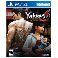 Yakuza 6 The Song of Life Essence Of Art Edition PS4