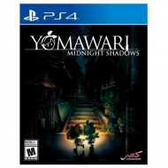 Yomawari Midnight Shadows PS4