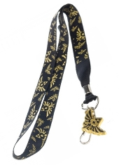 Nintendo Legend of Zelda Lanyard with charm